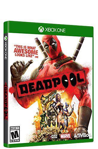 Deadpool – Xbox One  http://gamegearbuzz.com/deadpool-xbox-one/