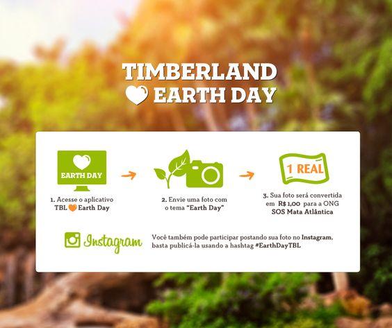 No Dia da Terra, conheça nosso aplicativo #Earthkeepers que vai ajudar a natureza: bit.ly/EarthDayTBL.