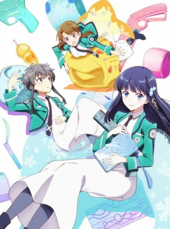TV Anime The Honor Student At Magic High School Tiết Lộ Dàn Diễn Viên, Video Quảng Cáo
