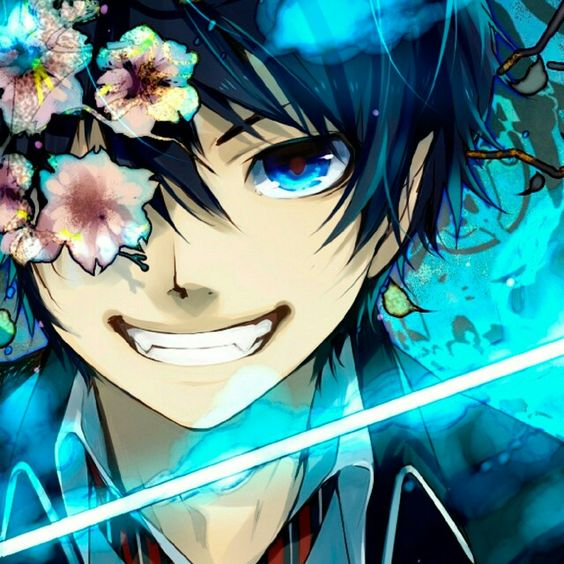 Okumura Rin   Ao no Exorcist / Blue Exorcist   anime