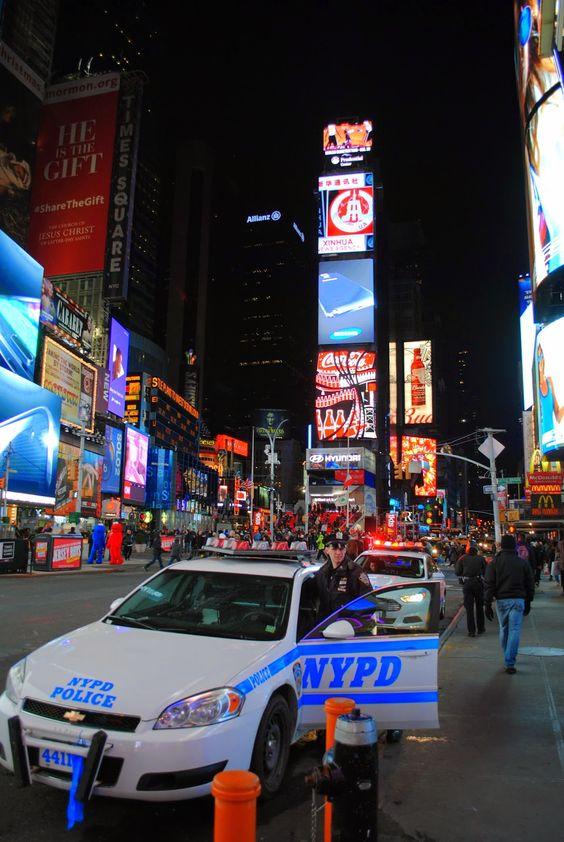 Gigi around the World: New York III