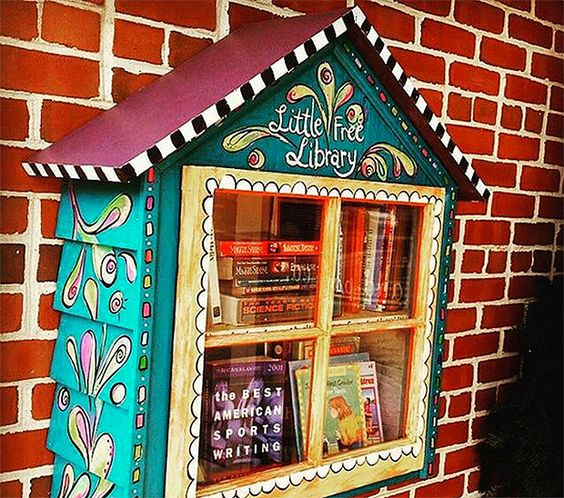 Diy Create Your Own Little Free Library Designs Amp Ideas