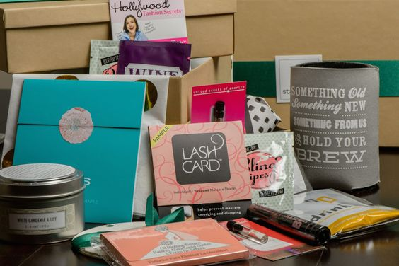 subscription box for brides