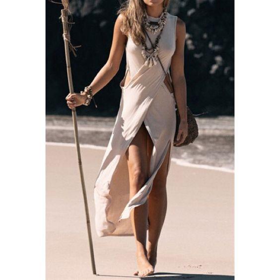 Style: Beach Wear - DressColour: NuetralSKU: 138802502Measurements: S (8-10) Bust 86cmM (10-12) Bust 90cmL (12-14) Bust 94c Savannah Dress