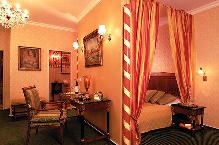 Ein Zimmer mit dem Thema: Romantik Venezia! Besuchen Sie das Hotel Steiger Sebnitzer Hof und genießen Sie den besonderen Flair dort!  http://www.verwoehnwochenende.de/kurzreise_angebot___4443.html#angebot