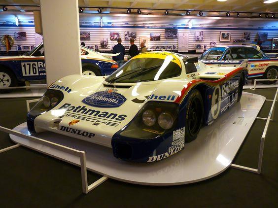 Porsche 956 1982