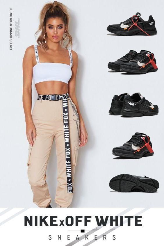 Preis Der Besten Nike Off White Air Presto Schwarz Max Ow Schuhe Air Presto Black Air Presto Fashion