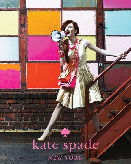 Bryce Dallas Howard: New face of Kate Spade