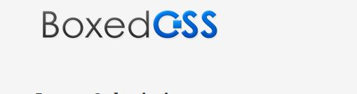 boxedcss.com