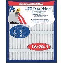 American Air Filter 222-200-051 10 X 20 X 1 Dust Shield Air Filter (12 Pack) American Air Filter. 222-200-051. Indoor Air Filtration.  #American_Air_Filter #Home_Improvement