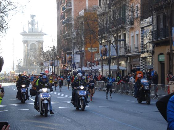 Marató de Barcelona 2014