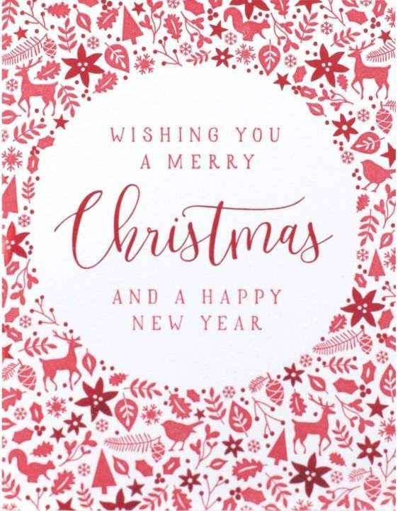 Design Design Merry Christmas Greeting Cards Box Of 8 Merry Christmas Card Greetings Merry Christmas Greetings Christmas Greeting Cards