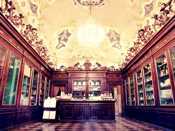 Santa Maria Novella - Ma Récréation - le blog de Lili Barbery-Coulon