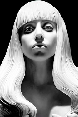 Click on the pin to write a message of respect to Lady Gaga on RespectPoint. We share all your respects on our #RespectLittleMonsters board. Thanks!