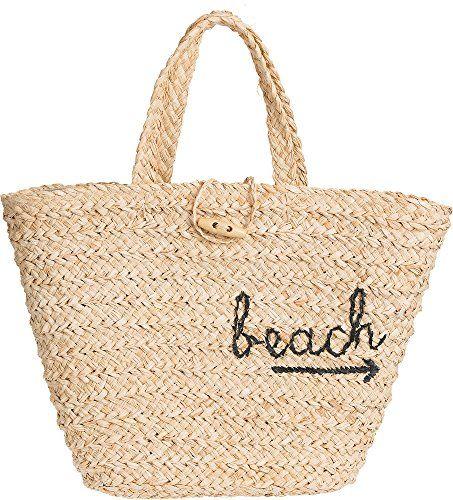 To-The-Beach Crocheted Raffia Summer Tote Bag Hat Attack https://www.amazon.com/dp/B071YV36C5/ref=cm_sw_r_pi_dp_x_41oezbEYGMXR8: