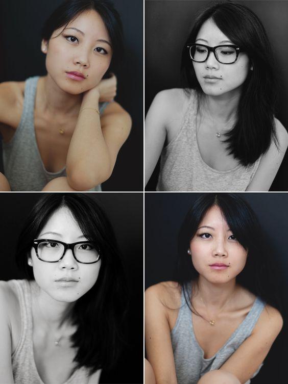 lingered upon: portraits