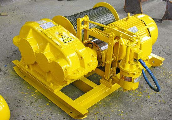 Fast Speed Winch 2 Ton Small Electric Winch Electric Winch Winch