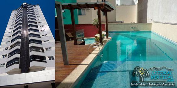 Apartamento mobiliado, com 3 dormitórios, área de lazer completa e excelente localização! Conheça → http://goo.gl/MHstVQ