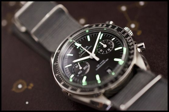 A Week On The Wrist: The Omega Speedmaster Co-Axial Chronograph — HODINKEE