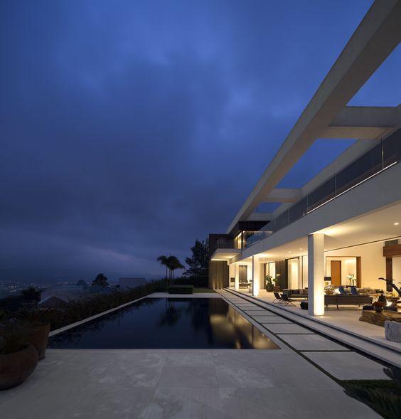 Projeto Residencial by Fernanda Marques