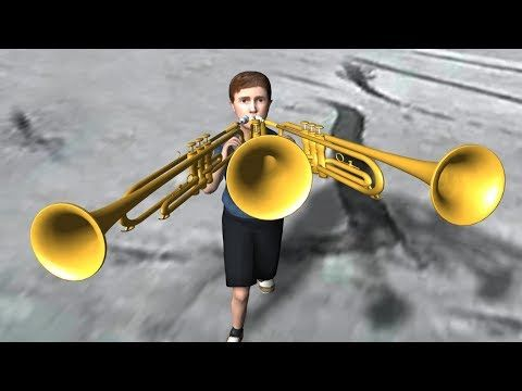 Trumpet Boy Attack K On 3d Meme Youtube Memes Attack Laugh