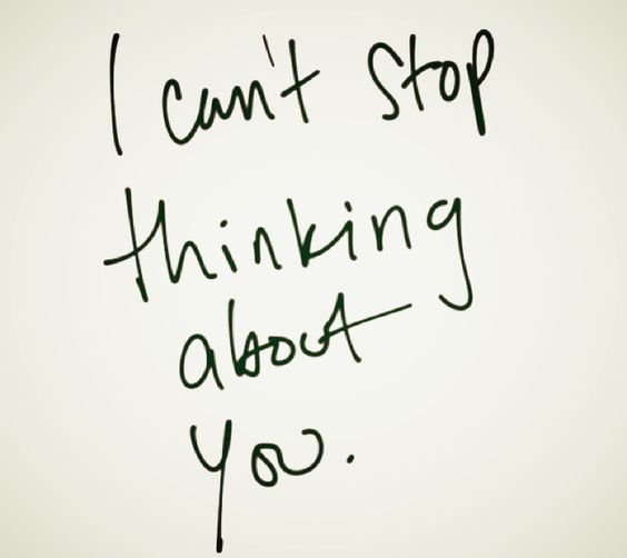 Cant Stop Thinking About You Quotes: Pinterest • The World's Catalog Of Ideas