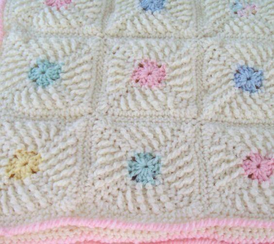 Crochet baby, Crochet baby blankets and Sweet on Pinterest
