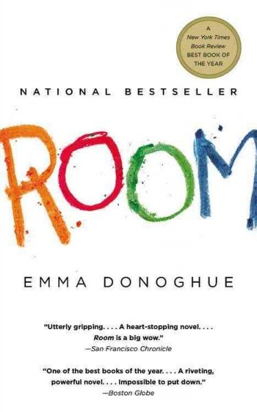 Room by Emma Donoghue. To five-year-old Jack, Room is the world…