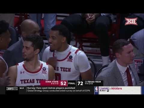 Texas Vs Texas Tech Youtube