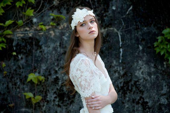Caroline Takvorian créatrice de robe de mariée Lyonnaise