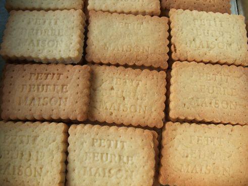 Petit Beurre cookies