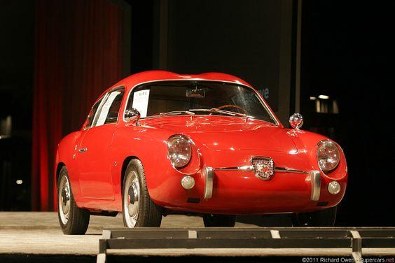Abarth 750 GT (Zagato)