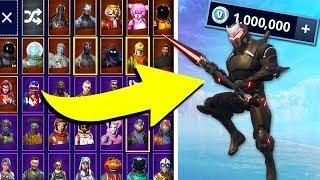 epic games unblocked my account buying 1 000 000 v bucks fortnite battle royale gameplay - fortnite skin grande cavale
