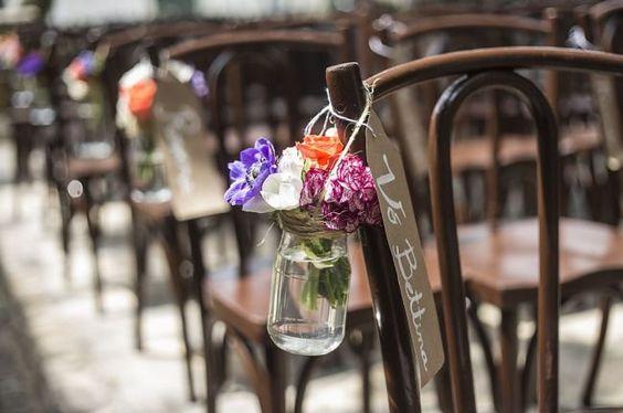 60 ideias de decoração de casamento ao ar livre 2017: Inspire-se! Image: 14