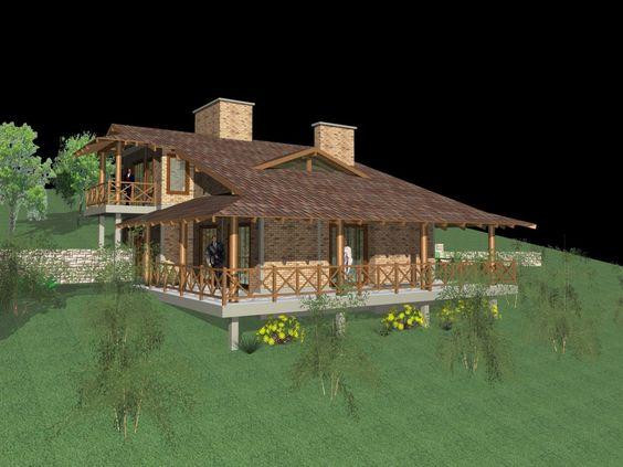 Casa de Sítio (209,66m²)