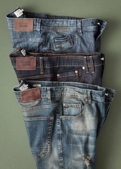 Jeans Preview Outono Masculino '14