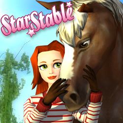 A GREAT 5-STAR HORSE GAME!  Star Stable is a game where thousands of players gather online in a beautiful 3-D role playing world to train, ride, and race! Monthly subscription or lifetime membership options. Or highly limited free version.