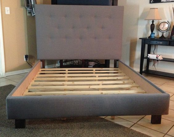 best ideas about full size headboard frame and queen