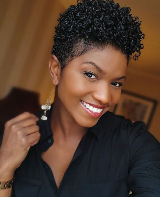 2020 Beautiful Black Women Natural Hairstyles Natural Hair Styles Short Natural Hair Styles Hair Inspiration