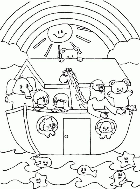 Tiny Hearts Blog Lesson 13 Noah S Ark Sunday School Coloring Pages Bible Coloring Pages Preschool Coloring Pages