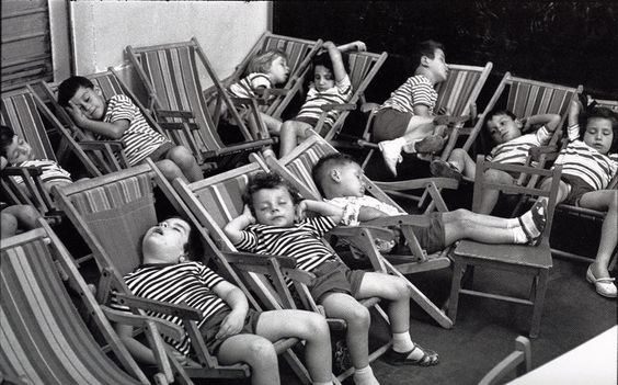 Henri Cartier-Bresson Naples Italie, 1960
