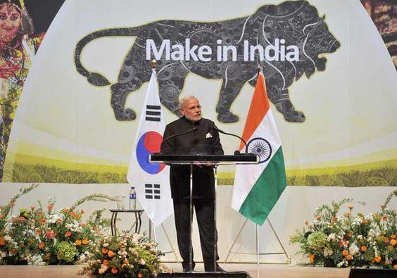 #Modi's Effort to Woo #SouthKorean #Businesses –  #Korean