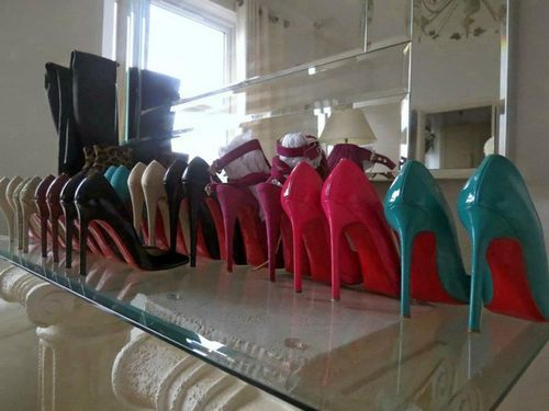 dream shoe collection...