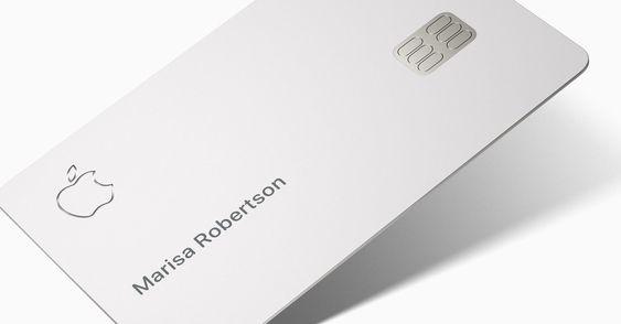 Apple Card So Ausgeklugelt Ist Das Design Der Kreditkarte Kreditkarte Mac Mini Kredit