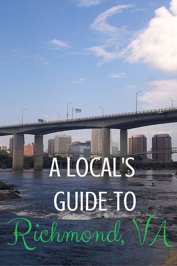 Guide by Local Resident and Travel Writer | Richmond, Virginia is a great place to visit and there are tons of things to do in Richmond VA. Plan a trip now! #RichmondVA #Richmond