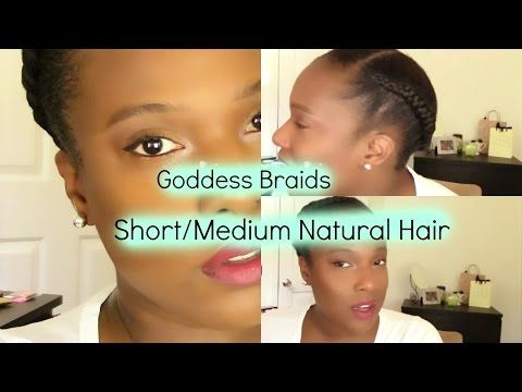 Wondrous Medium Length Hairs Braid Hair And Natural On Pinterest Short Hairstyles For Black Women Fulllsitofus