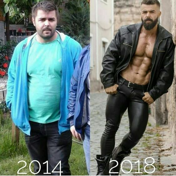 Amazing weight loss transformation by @_aestheticbodysculpture_. Follow us For more awesome content ❤.