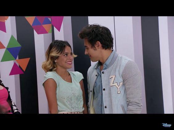 Violetta en Leon