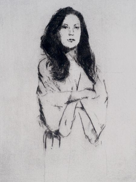 Drypoint by Stephen Teeuw