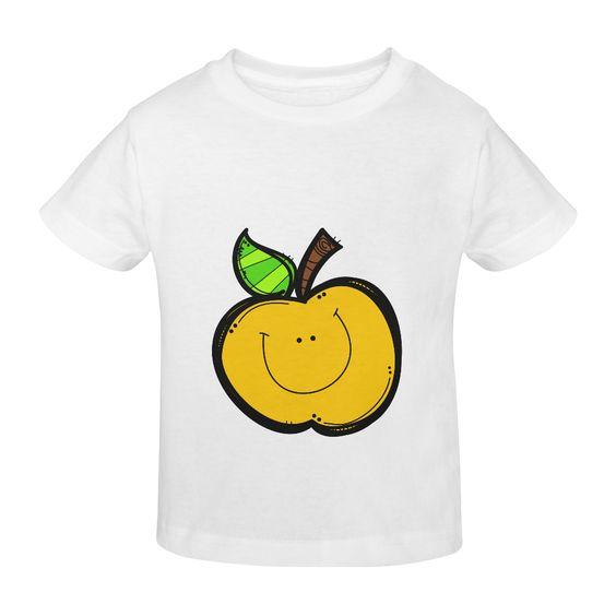 Creative Apple Sunny Youth T-shirt